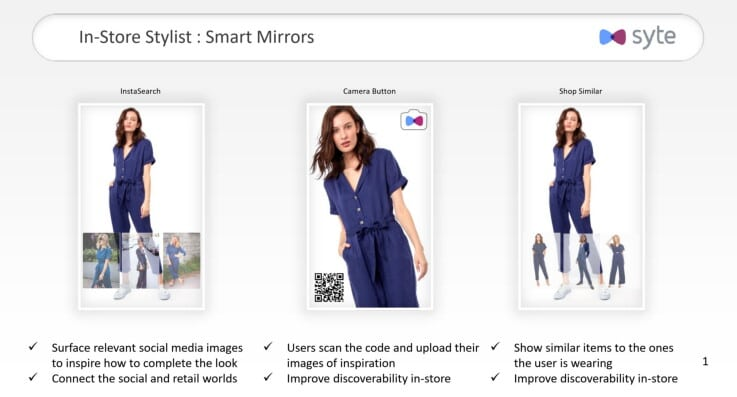 Syte - Smart Mirror