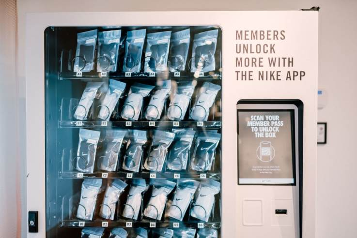 NikePlus rewards membership loyalty