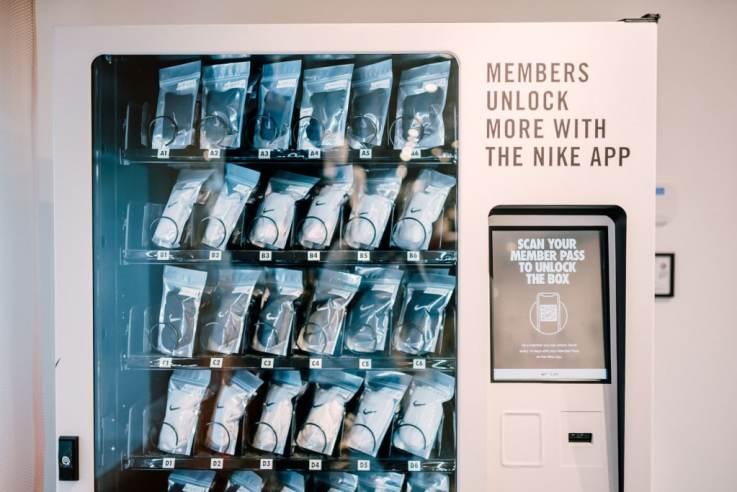 NikePlus rewards membership loyalty