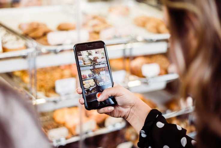 mobile tech app retail