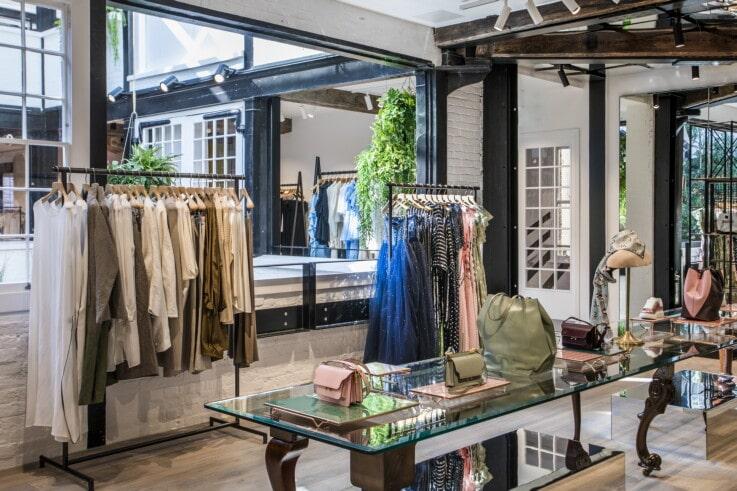 The Shop at Bluebird - Store Design