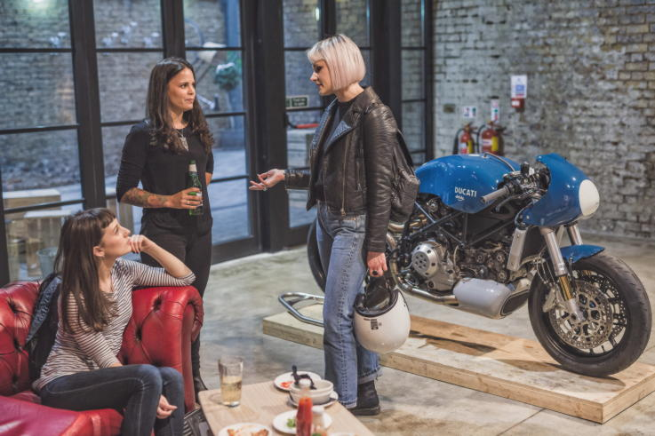 The Bike Shed - Experience In Retail