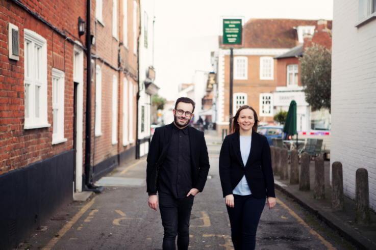 Urban Shape - Adam Bunn and Caroline Marginson