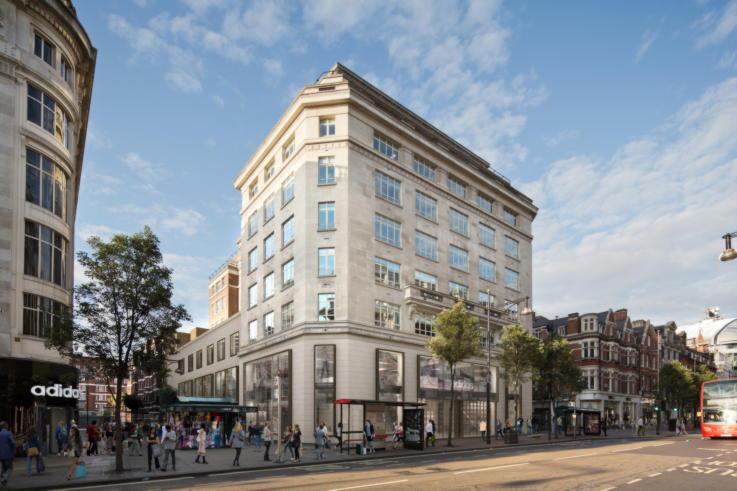 PLP Architecture - Retail Store Design