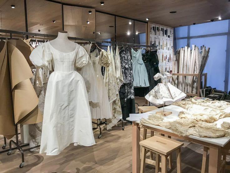 Luxury Shop - Visual Merchandising