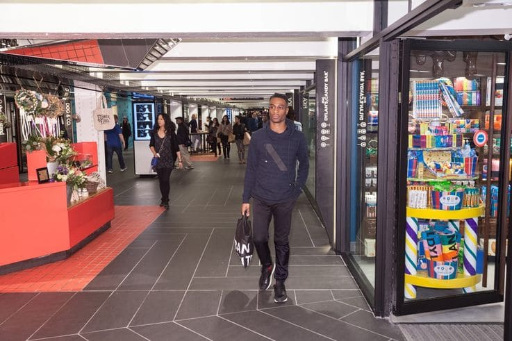 Turnstyle - Physical Retail