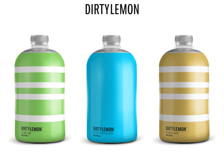 Dirty Lemon retail experience