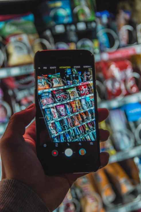 vending machine tech
