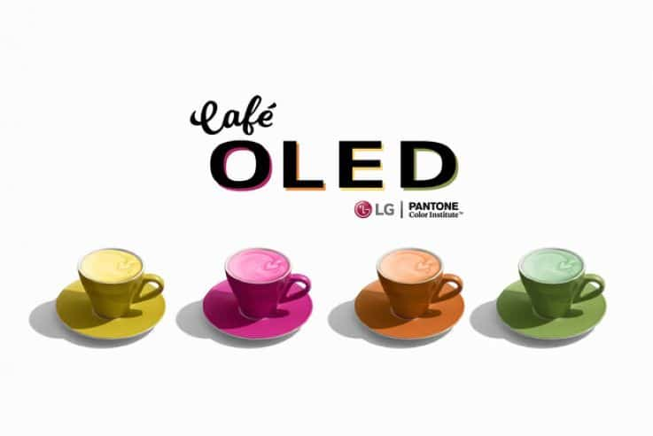 New New York Stores – Cafe OLED