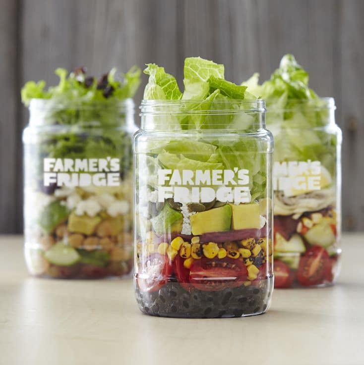 Farmer's Fridge – Retail Innovation