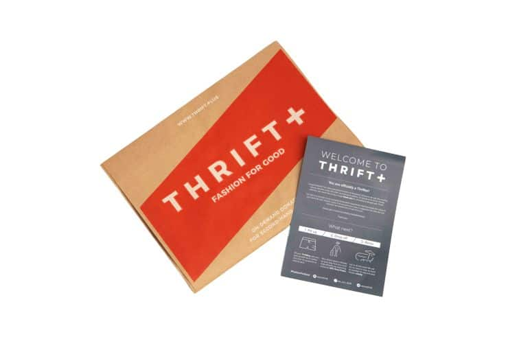 Thrift+ – Future Of Retail