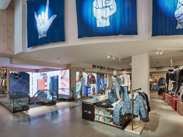 Levi's – New Concept Store