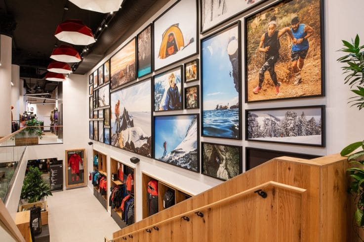 The North Face – Best Concept Store