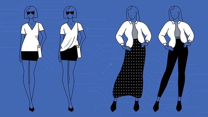 Facebook Fashion++ AI
