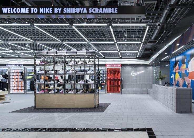 Nike – Tokyo Retail