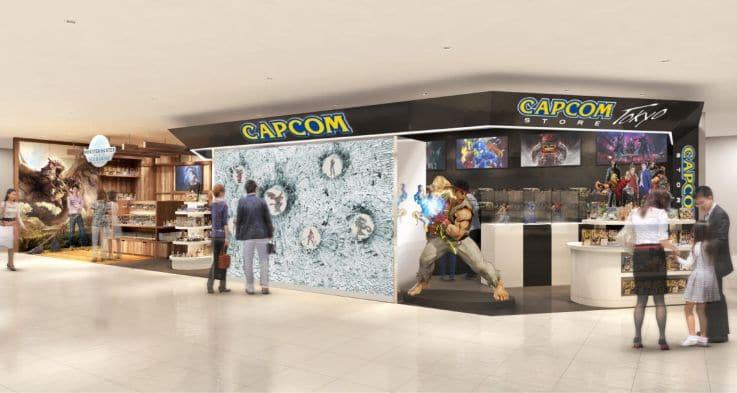 Capcom – Shopping In Tokyo