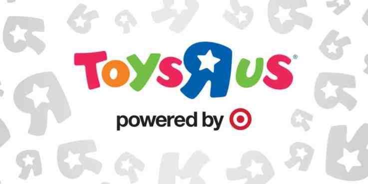 oys R Us Target retail partnership
