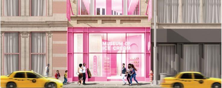 Store Design – Museum of Ice Cream