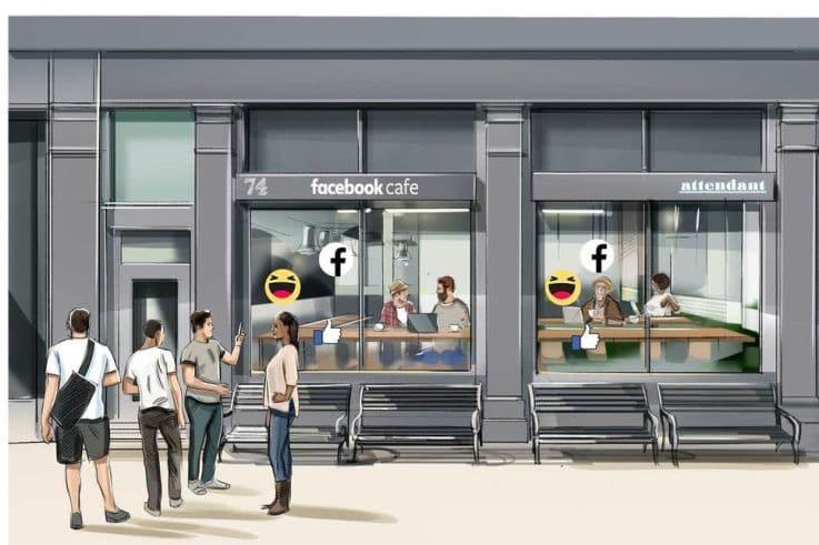 Best Retail Pop-Up – Facebook