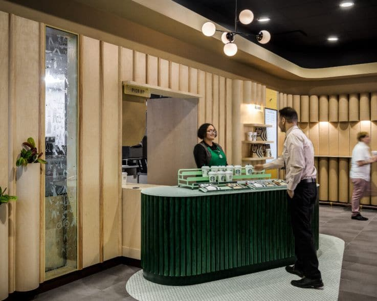 Starbucks – New York Retail