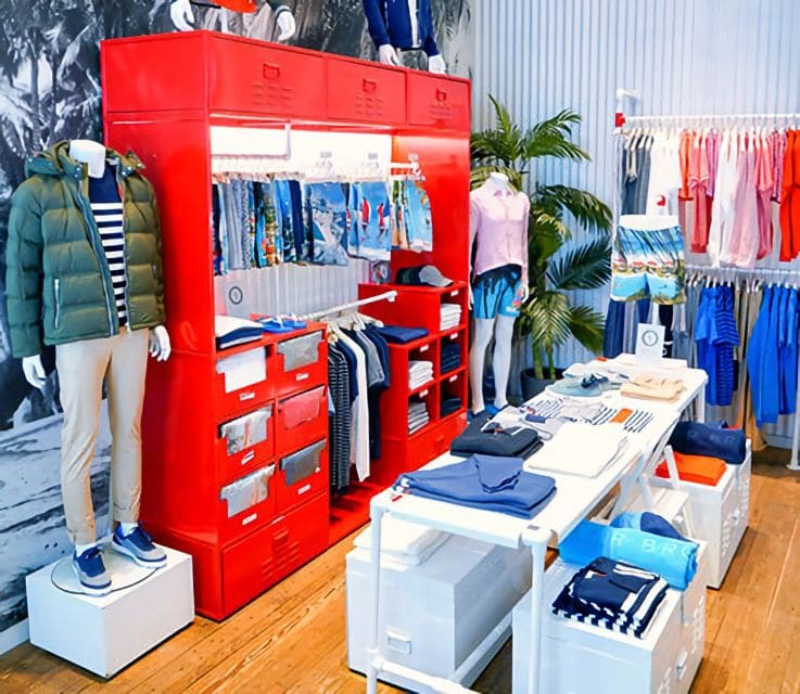Orlebar Brown – Retail Store Opening