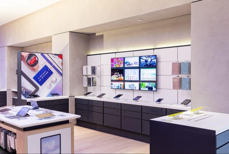 Samsung – Retail 2020
