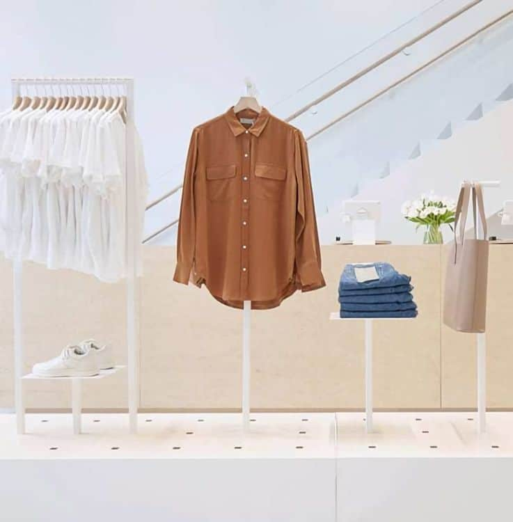 Everlane – Retail Display