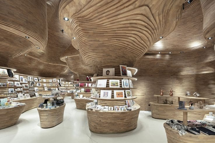 Koichi Takada Architects Tom Ferguson – Retail 2020