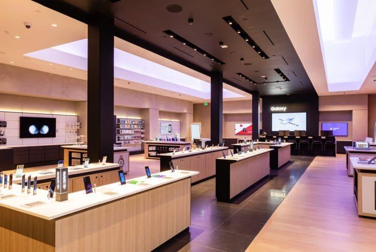 Samsung – Retail Innovation