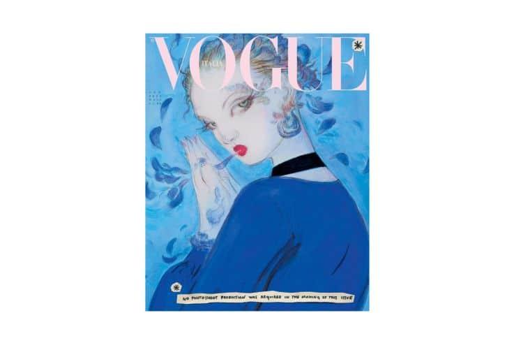Vogue Italia – Future Of Retail