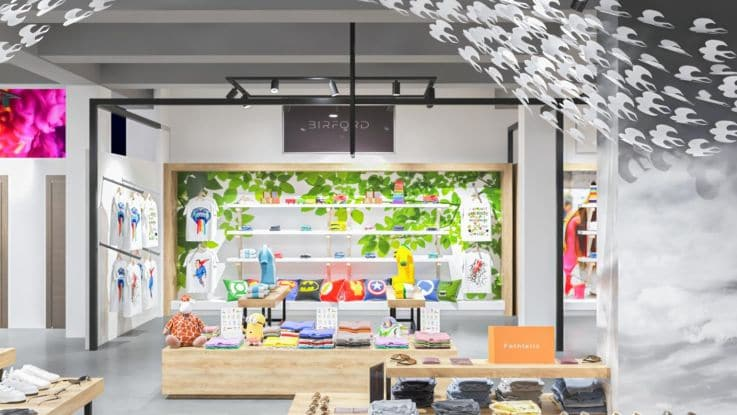 Anchor Shops – Retail Strategy