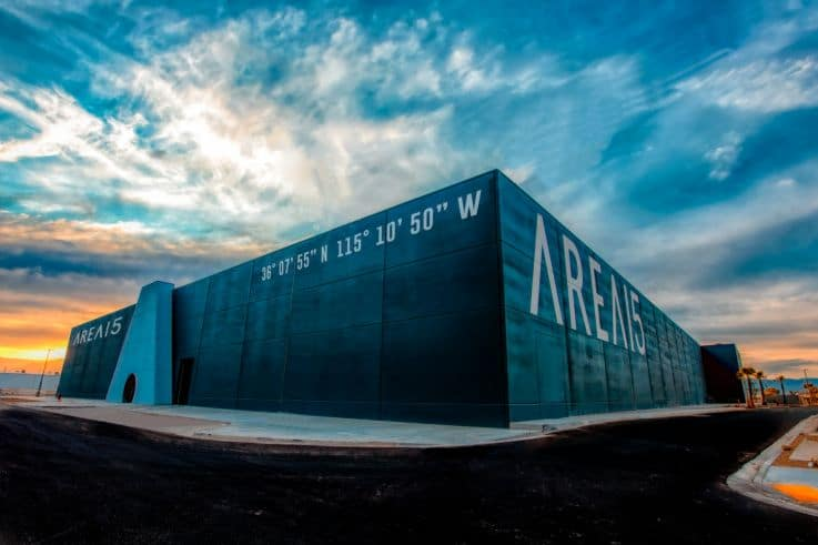 Area15 – Future Of Retail