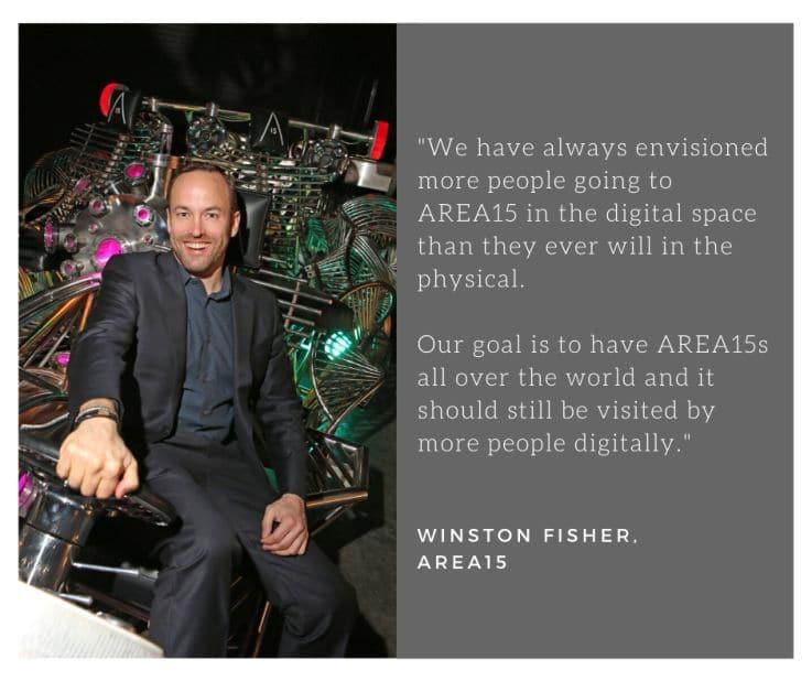 Area15 – Winston Fisher