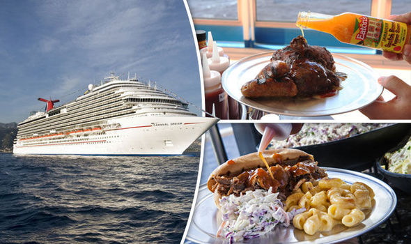 Special Diet for a Cruise