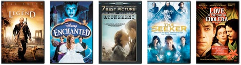 New DVD Releases for March 18, 2008