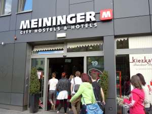 Meinger Hostel Berlin Prenzlauerberg