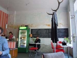 The cutest coffee shop in Berlin