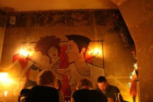 Frarosa restaurant in Berlin - Prenzlauer Berg