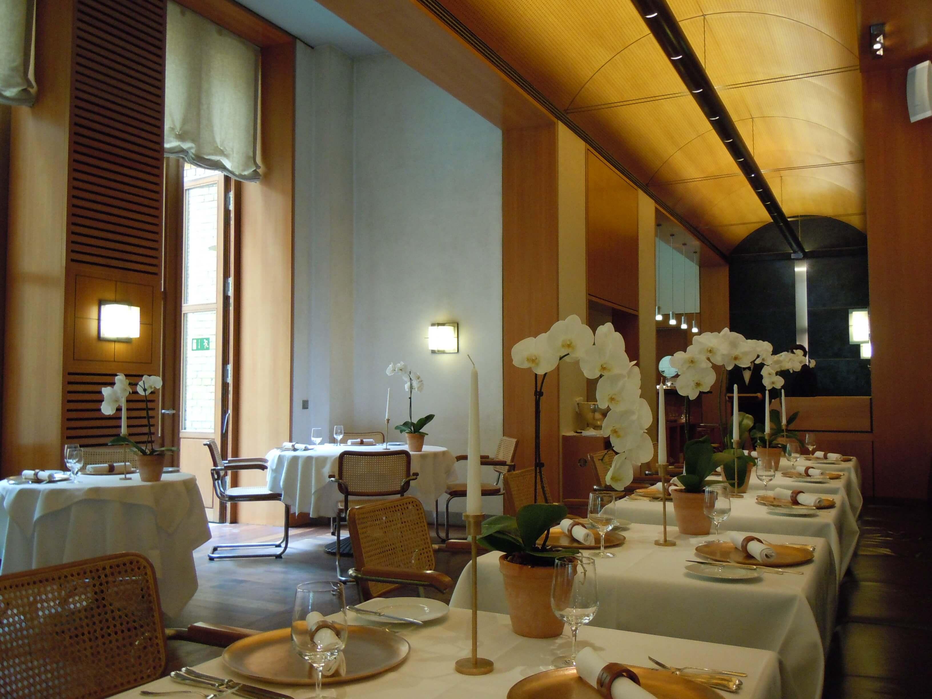 The Vau Restaurant In Berlin
