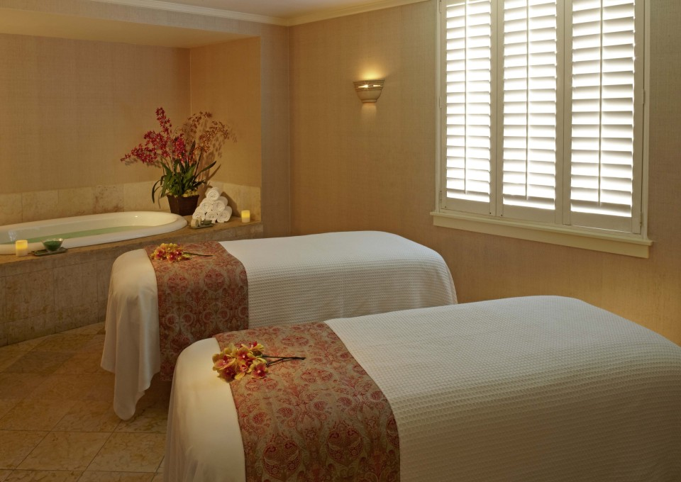 Claremont Hotel Club Amp Spa Massage Room Insiders Guide