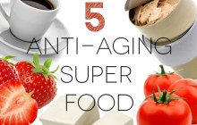 5 Foods That Fight Aging