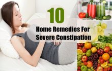 10 Home Remedies to Relieve Constipation