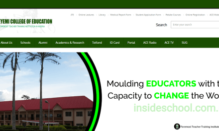Adeyemi College of Education Ondo (ACEONDO) UTME Degree Admission List for 2019/2020 Academic Session | 1st, 2nd, 3rd, 4th, 5th & Supplementary Batch