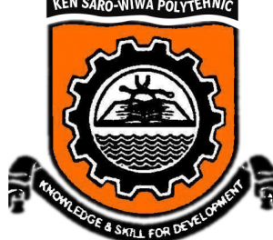 Kenule Beeson Saro-Wiwa Polytechnic (KENPOLY) HND Admission list for 2020/2021 Academic Session