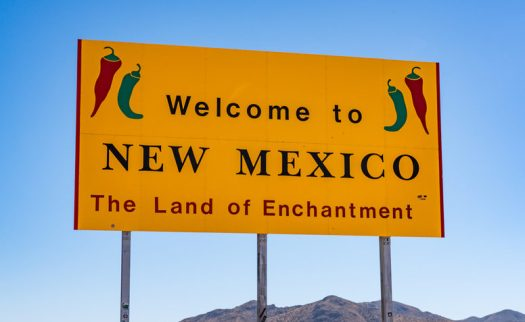 new mexico border sign – InsideSources