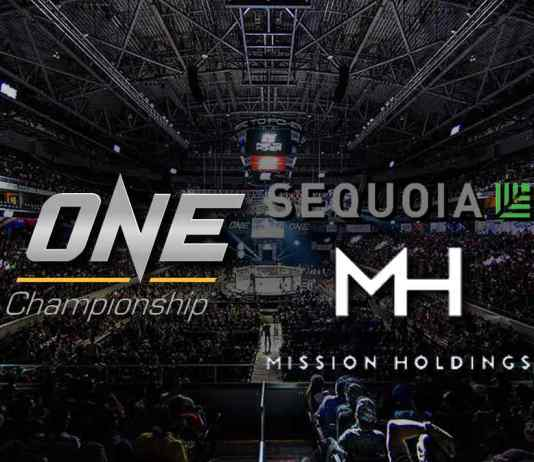 Asian MMA promotion