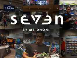 SEVEN by MS Dhoni