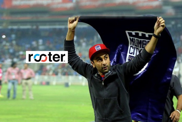 Ranbir Kapoor owned Mumbai City FC ties up with Rooter for ISL fan-engagement- InsideSport