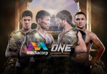 ONE Championship strikes content deal with Mediacorp- InsideSport