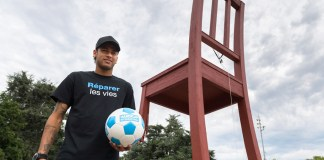 Handicap International name Neymar as Goodwill Ambassador- InsideSport